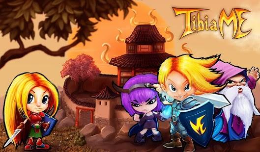 TibiaME MMO Screenshot 15