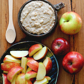 Caramel Toffee Apple Dip Recipes
