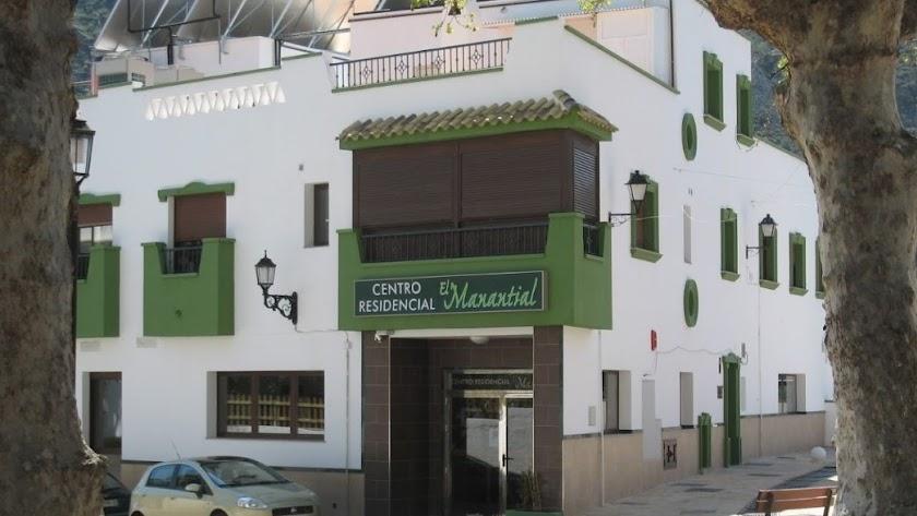 Residencia de mayores El Manantial de Terque.
