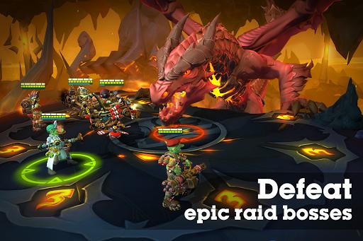 Dragon Champions screenshot 1