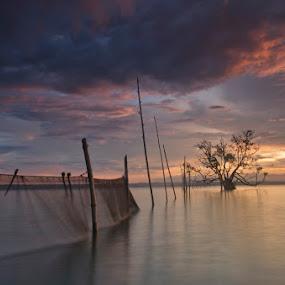 Be still by Ryan Rey Genciana - Landscapes Sunsets & Sunrises ( sunset, landscape )