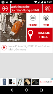 Frankfurt City Guide screenshot 2