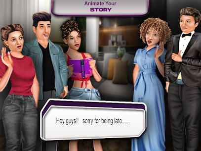 Choices in Episodes of Story Games – TalePlay 6