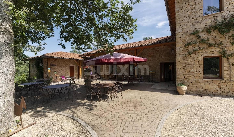 Maison avec jardin et terrasse Pollionnay