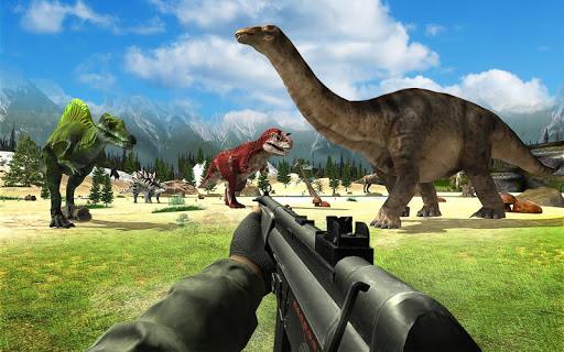 Télécharger Code Triche Dinosaur Hunter Sniper Safari Animals Hunt MOD APK 1