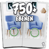 Finde die Unterschiede 750 + Level icon