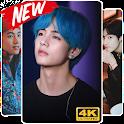 BTS V Kim Tae Hyung Wallpaper HD icon