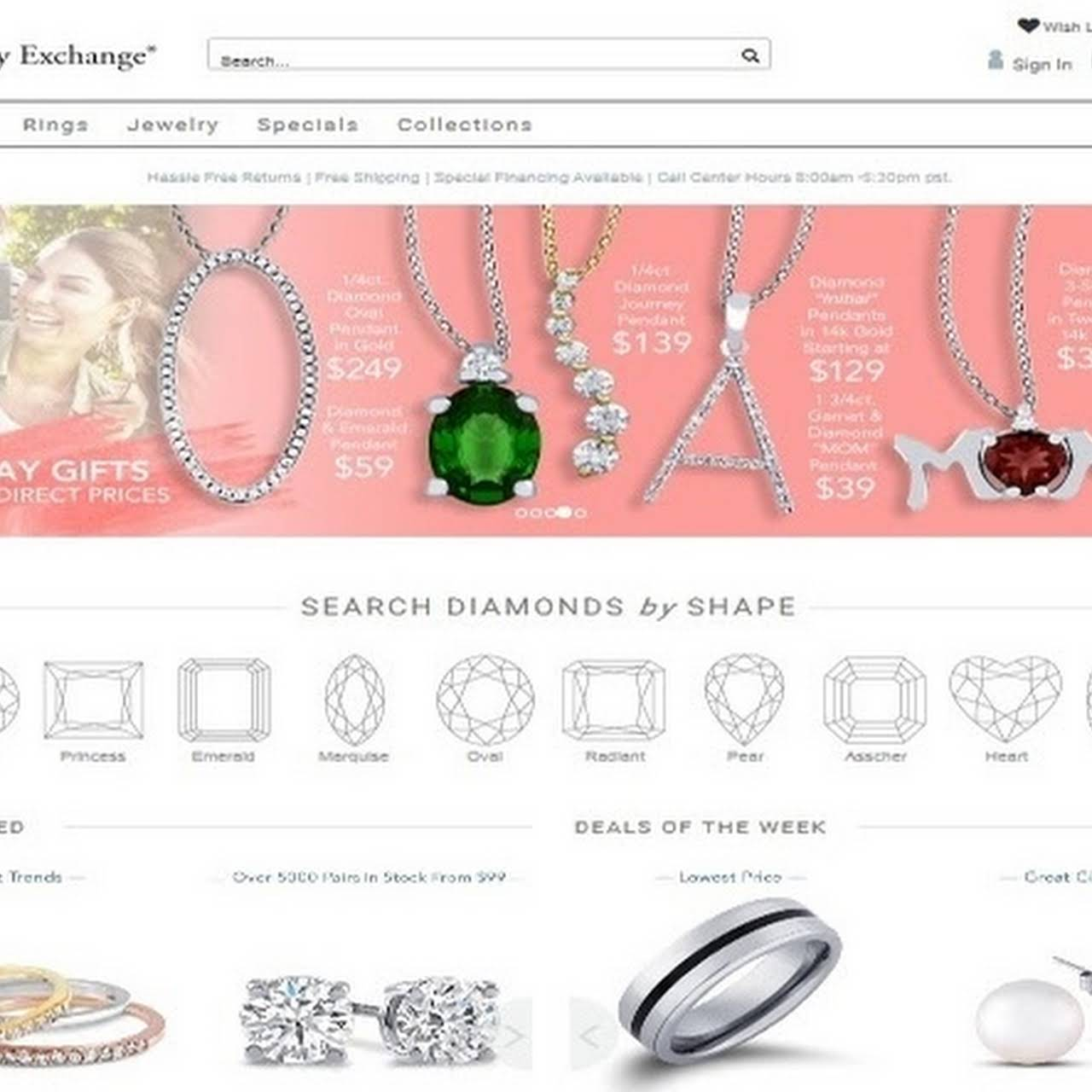The Jewelry Exchange Redwood City   #1 Jewelry Manufacturer ...