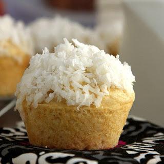 Dairy-Free Coconut Cream Muffins