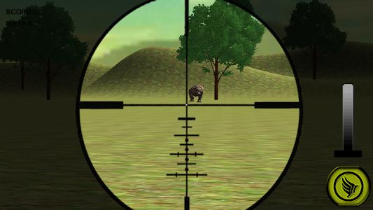 Wild Bear Hunting Sniper 3D screenshot 2