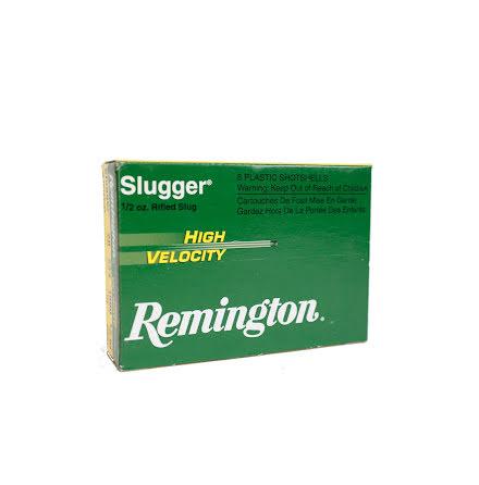 Remington slugger Kal 20 1/2 OZ