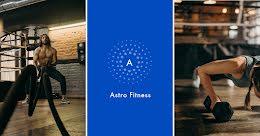 Astro Fitness - Photo Collage item