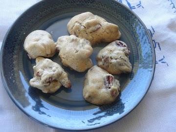 Mamaw Soles Pecan Puffs Recipe