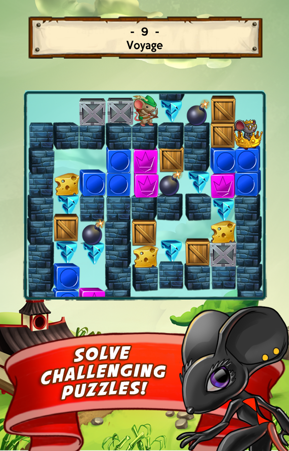 MouseHunt PuzzleTrap- screenshot