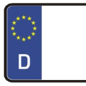 MyKennzeichensuche icon