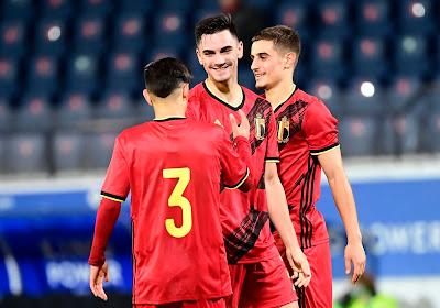 La Belgique à l'Euro U21? Franco Antonucci évoque les ambitions des Diablotins