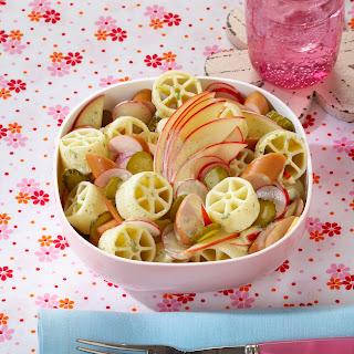 Rädchensalat mit Biss