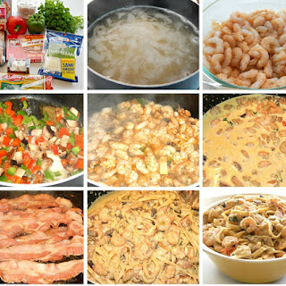 Cajun Creamy Shrimp Pasta Recipe