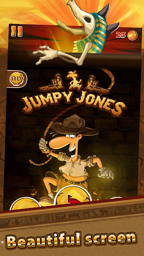 Jumpy Jones