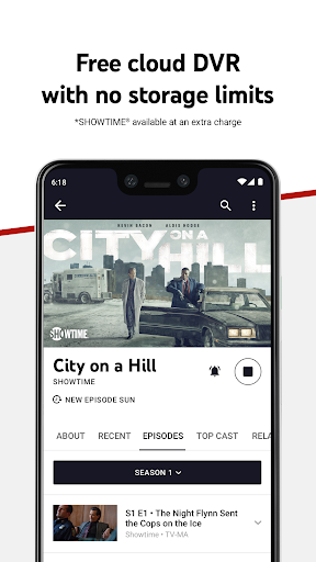 YouTube TV screenshot 4