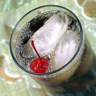 Mixy'S Rum and Coke {MixThatDrink Original} Recipe