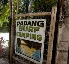 Padang Surf Camping em Itamambuca, Ubatuba 1