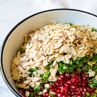 Lentil Salad with Apple Cider Vinaigrette
