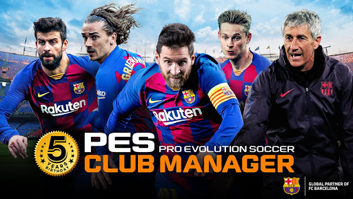 Télécharger PES CLUB MANAGER APK MOD (Astuce) screenshots 1