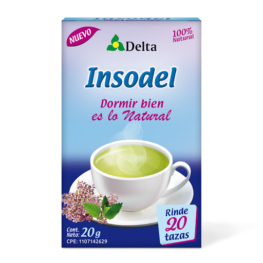 Infusion Natural Insodel