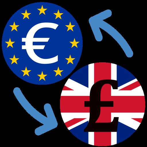 Convertisseur Euro en Livre Anglaise / EUR en GBP – Applications sur Google  Play
