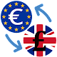 Euro to British pound / EUR to GBP Converter apk