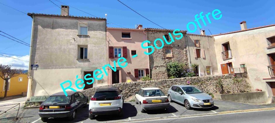 Vente maison 3 pièces 81 m² à Vinça (66320), 82 000 €