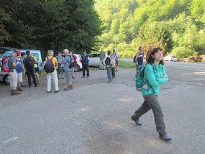 Photo: départ maison forestière de Riesthal