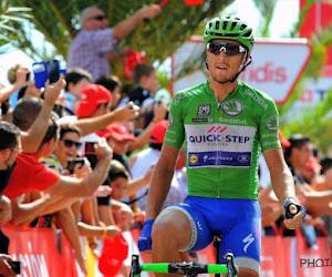 """Liefst vier ritzeges in de Vuelta voor Matteo Trentin, maar... """"Dat laat ik deze geweldige momenten niet verpesten"""""""