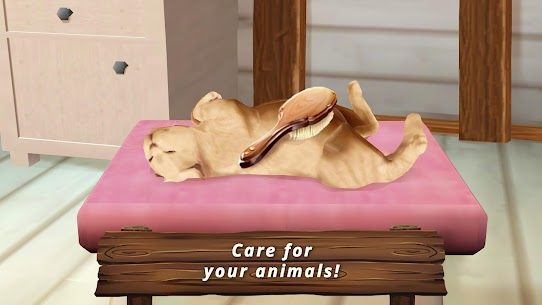 Pet Hotel Premium – Hotel for cute animals Apk Download For Android and Iphone 5