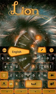 Lion-Go-Keyboard 3