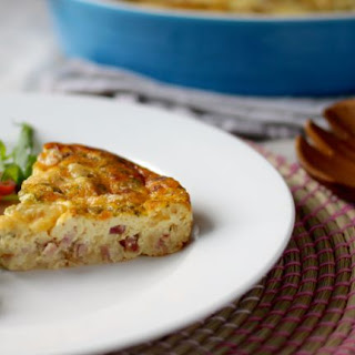 Crustless Quiche With Flour Recipes.