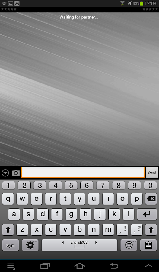 ChatNOW (Random Chat)- screenshot