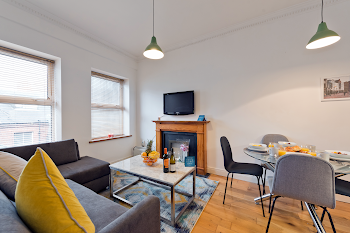 Great Georges Street Serviced Apartment, Temple Bar