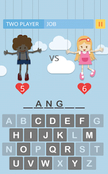 Hangman King apk screenshot