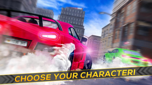 Car Racing Speed Simulator : City Drift Challenge - screenshot