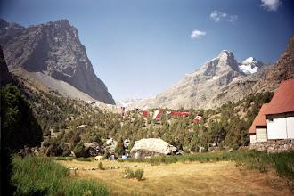 Photo: альплагерь Вертикаль-Аллаудин