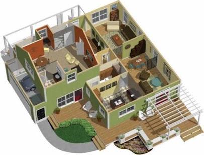 3d home design mod apk for Home design 3d mod apk