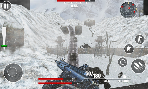 Winter Soldier : Army shooting game