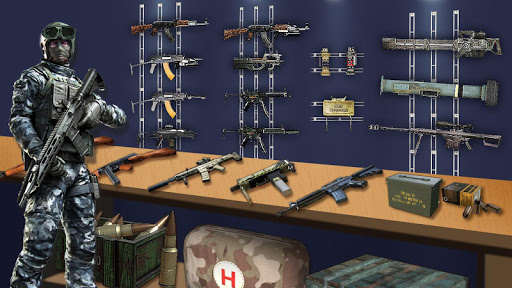 Encounter Terrorist Strike: FPS Gun Shooting 2020 apkpoly screenshots 6