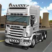 Truck Driver Simulator Pro MOD APK aka APK MOD 1.0 (Mega Mod)