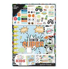 Me & My Big Ideas CLASSIC Happy Planner Kit - KIDS Cool Dude UTGÅENDE