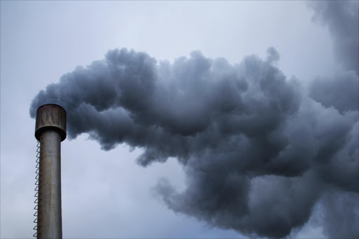 Carbon greenhouse gas. Picture: THINKSTOCK