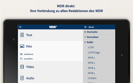 WDR screenshot 6