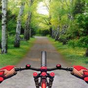 Hill Climb Bicycle Rider
